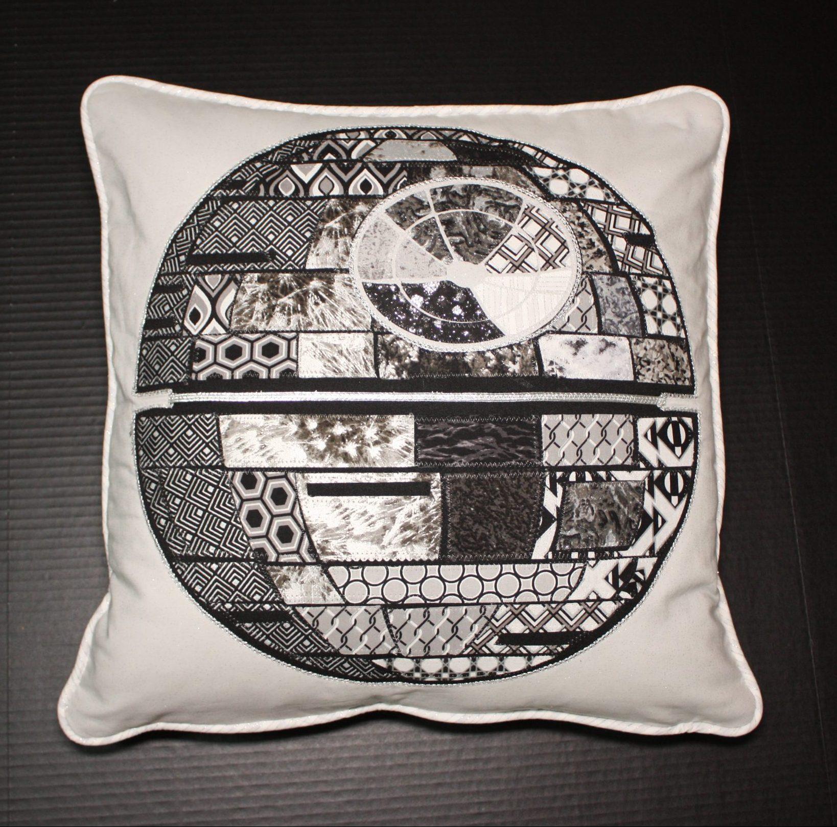 Death Star Pillow